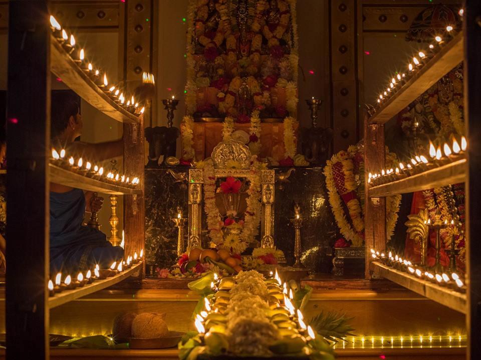 Shri Krishna Vrundavana
